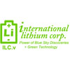 INTERNATIONAL LITHIUM
