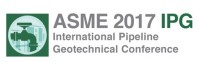 ASME 2017: International Pipeline Geotechnical Conference