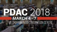 PDAC International Convention, Trade Show e Investors Exchange