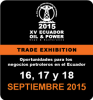 XVI Ecuador Oil & Power 2015